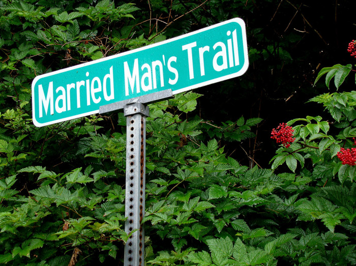 5) Married Man's Trail