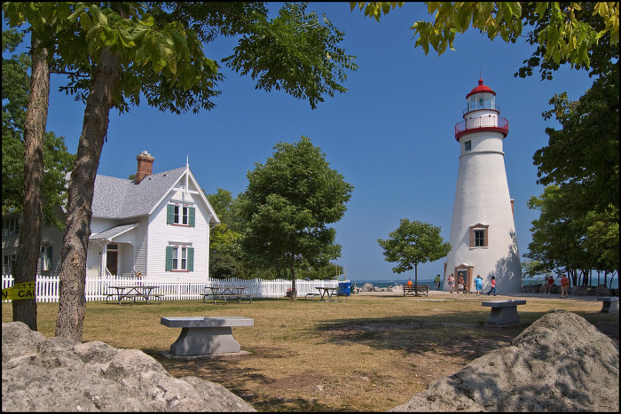 8. Marblehead Lighthouse (Marblehead)