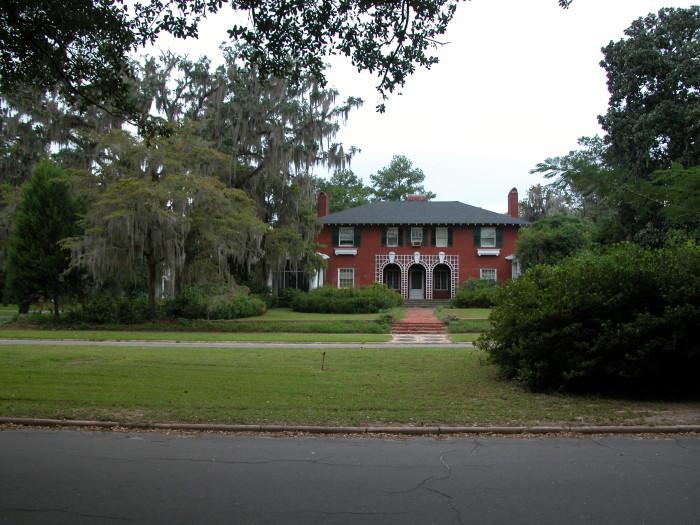 8. Haunted House in Quitman, GA