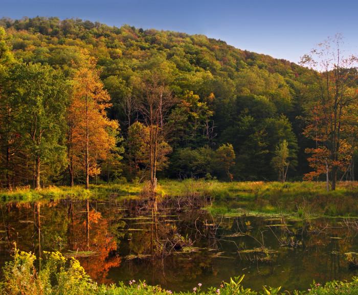 3. Lyman Lake State Park