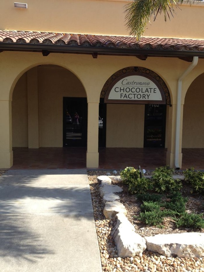 4. Castronovo Chocolate Factory
