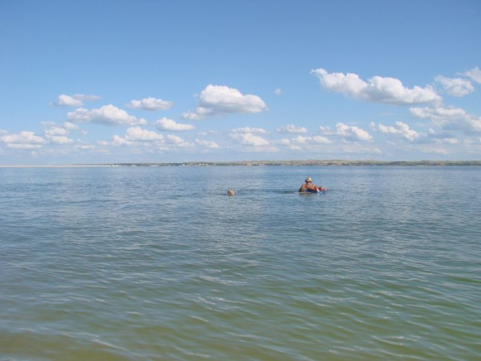 2. The First Time You Visited Lake McConaughy (Or Any Huge Lake)