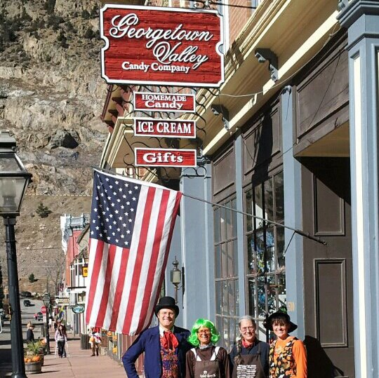 4. Georgetown Valley Candy Company (Georgetown)