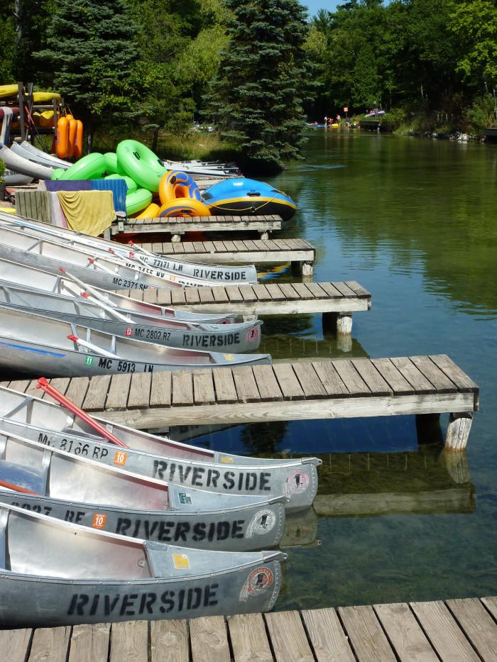 10) Go canoeing on the Platte River