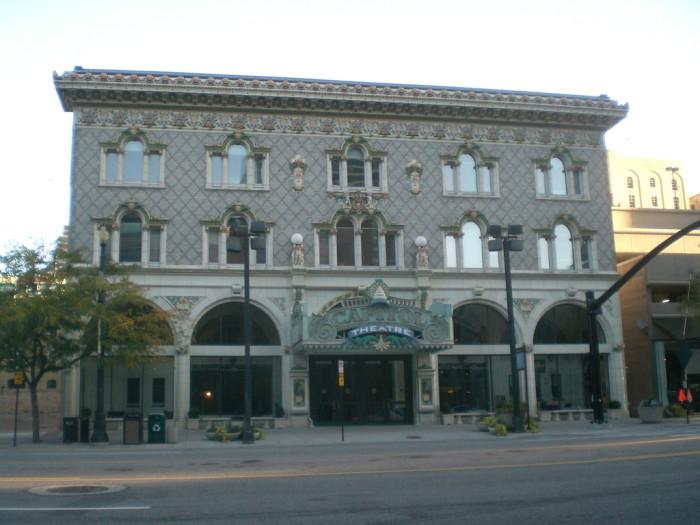 3) Capitol Theater, Salt Lake City