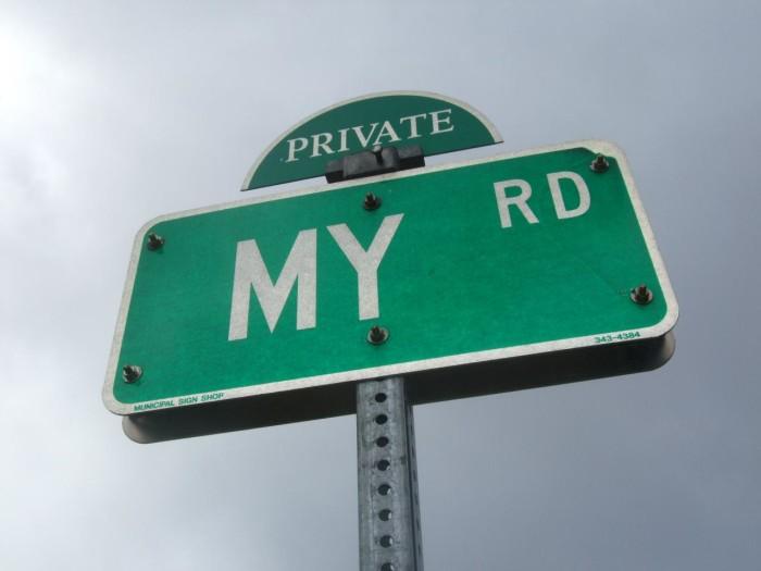 6) My Road