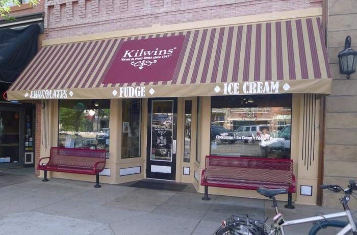 5. Kilwins Chocolates & Ice Cream (Fort Collins)
