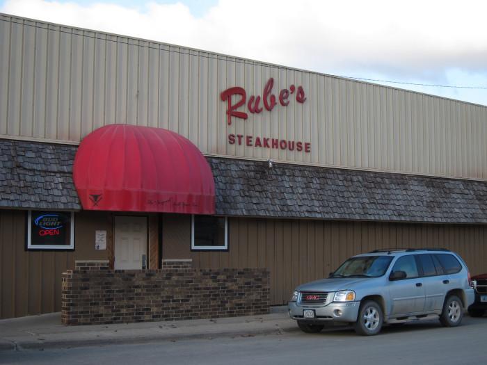 2. Rube's Steakhouse, Montour