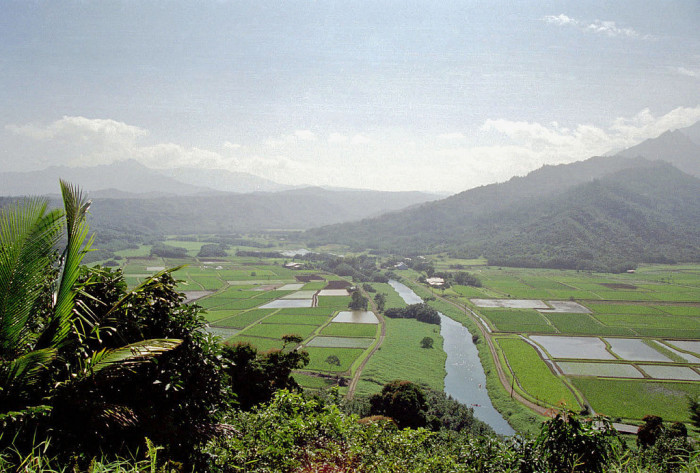 4) Hanalei, Kauai
