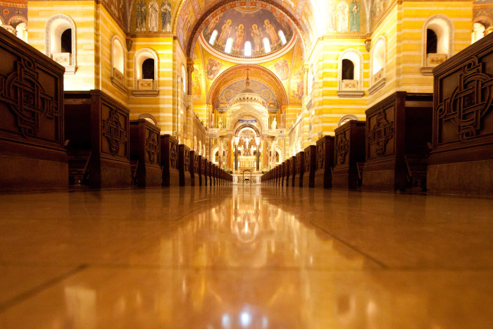 4. Cathedral Basilica, Central West End, St. Louis