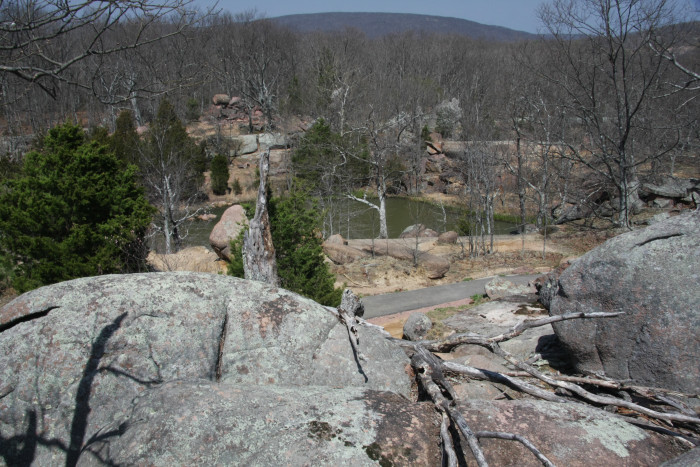 4. Elephant Rocks State Park