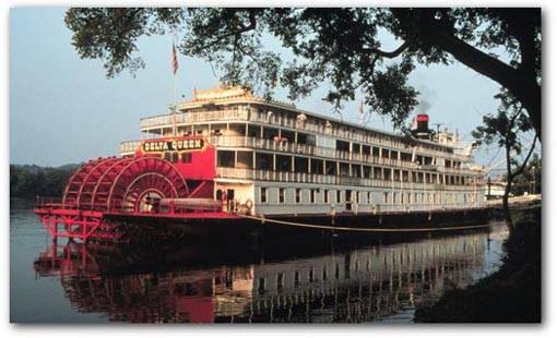 4. Take a Riverboat Cruise to historic Kimmswick.