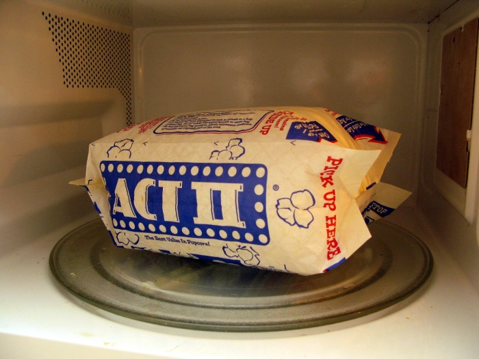 2. Golden Valley Microwave Foods had the first shelf stable microwave popcorn! Act II!