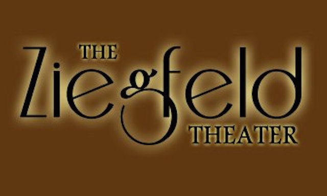 16) Ziegfield Theater, Ogden