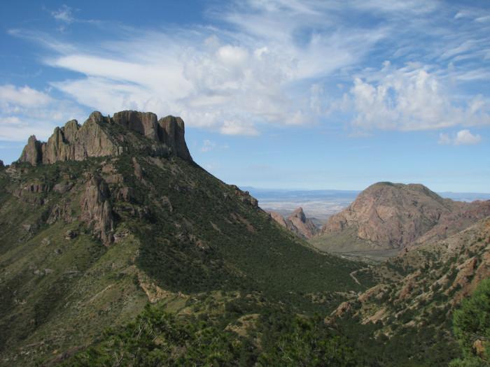 4) Emory Peak