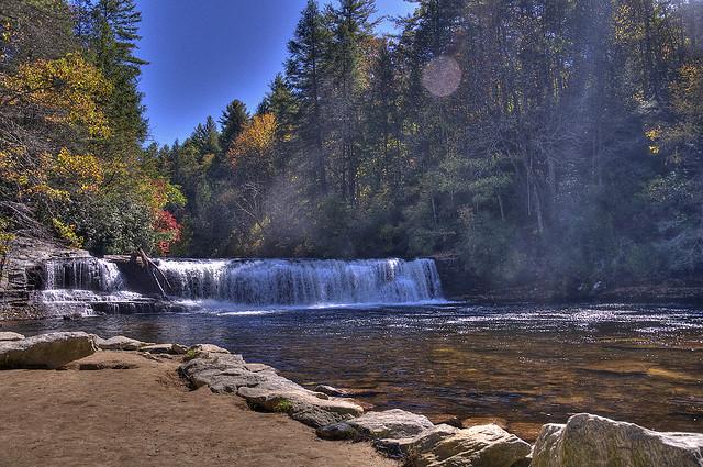 15. Enjoy a beautiful fall hike.