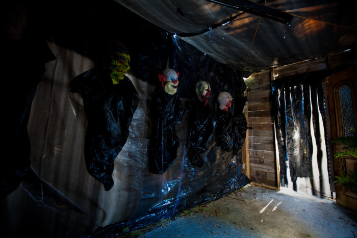 11) The haunted houses and hayrides start opening up! (Is anyone else as excited as me about this?)