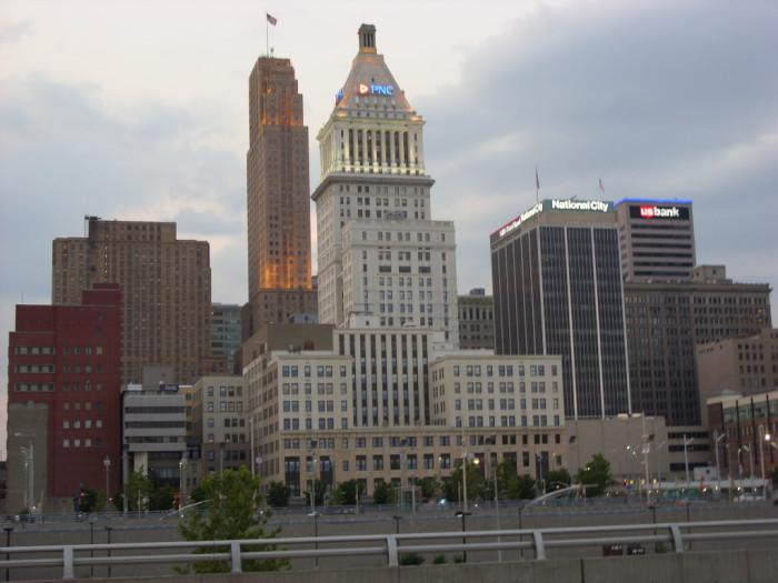 3. Cincinnati (Hamilton County)