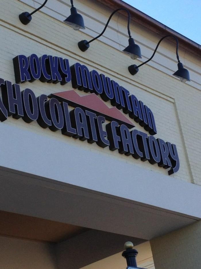 4. Rocky Mountain Chocolate Factory Ridgeland