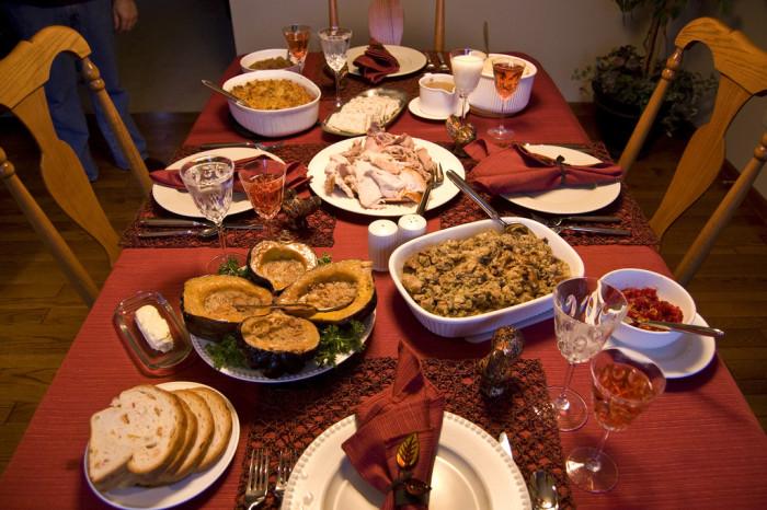 5. Thanksgiving