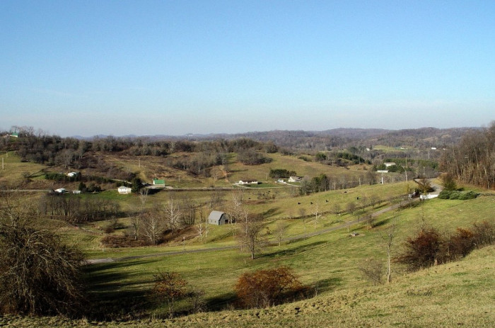 7. Sarahsville (Noble County)