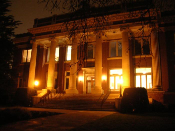 6) Animal House, University of Oregon