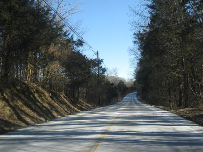2. Route 521, From Montague To Hope