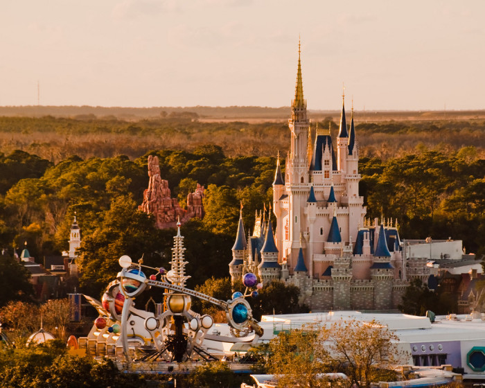 1. Magic Kingdom