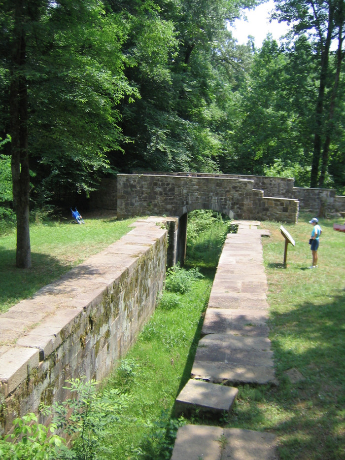 6. Landsford Canal State Park