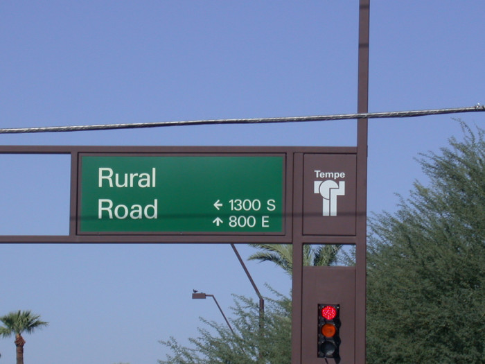 12. Rural Road, Tempe