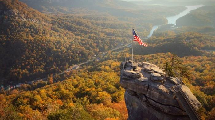3. Chimney Rock State Park