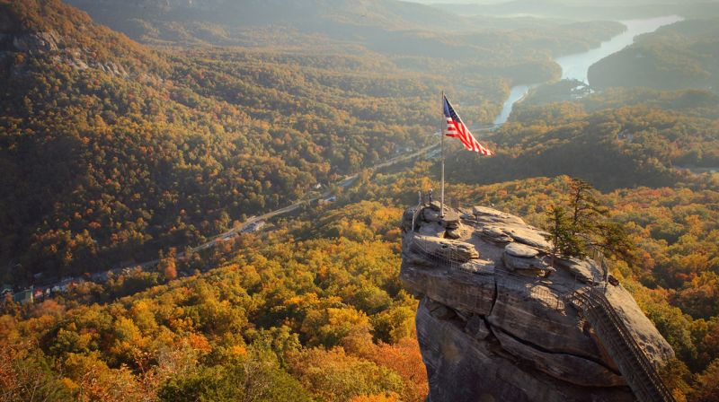 San Antonio Motorcycle >> The Fall Foliage At These 10 North Carolina State Parks Is Stunningly Beautiful