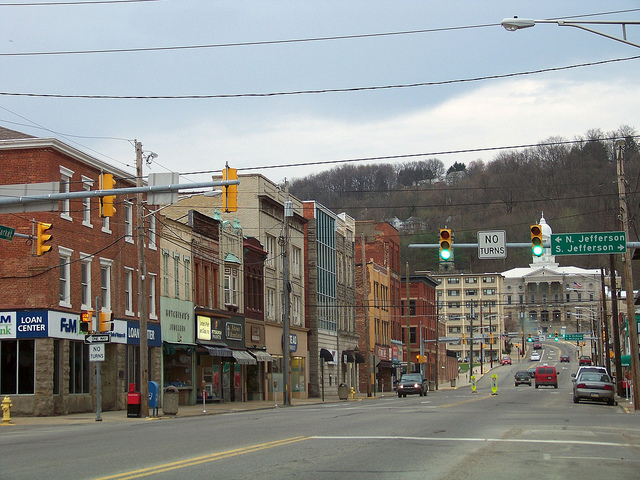 8. Armstrong County