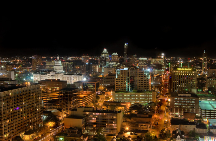 3) Austin, you just never fail to impress us with your mind-blowing views!