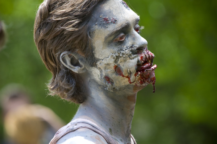 5. It's time for the original zombie pub crawl in Minneapolis! Oct 17th this year! Start working on your look now!
