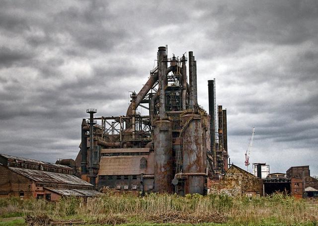 12. Pennsylvania steel built America.