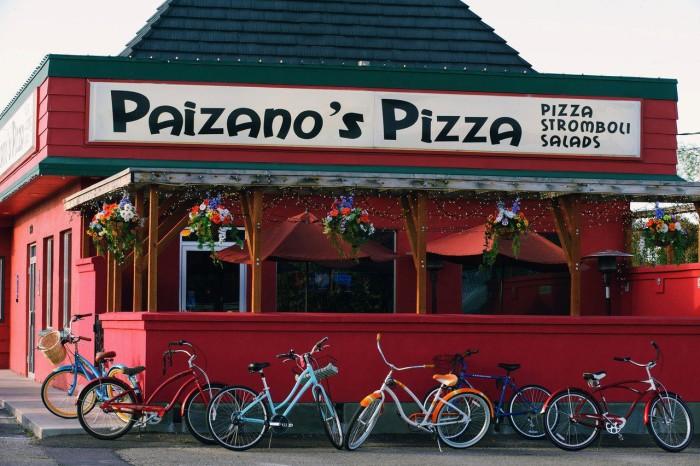 7) Paizano's Pizza Challenge