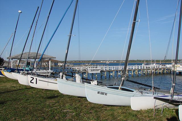 10. Set Sail