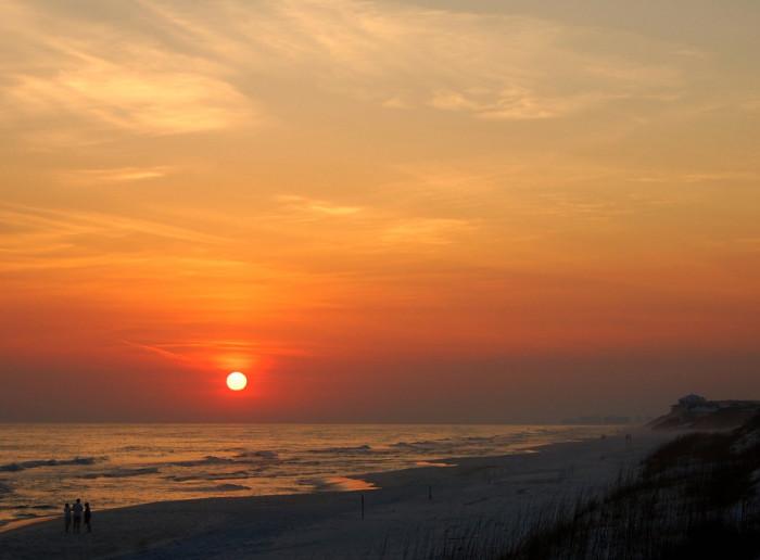 9. Grayton Beach