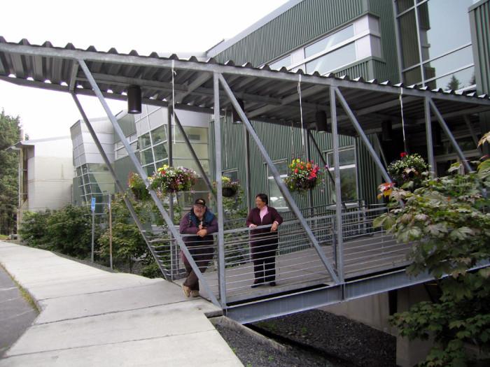 6) Kodiak Fisheries Research Center