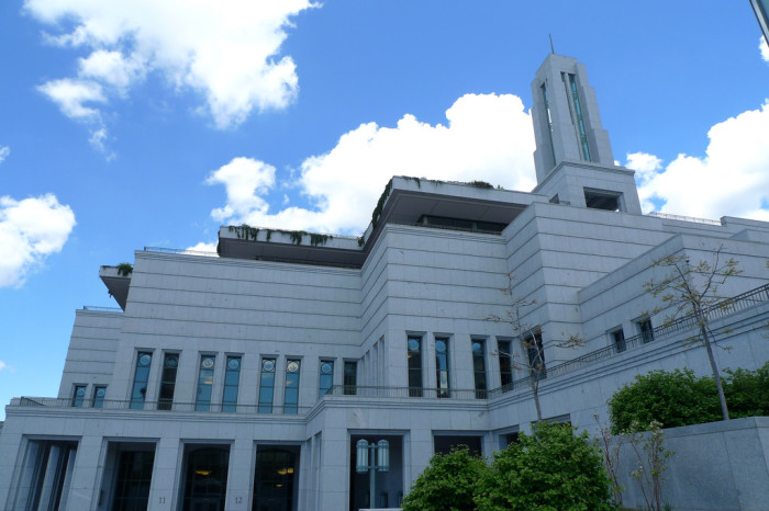 3) Utah Has the LDS Conference Center