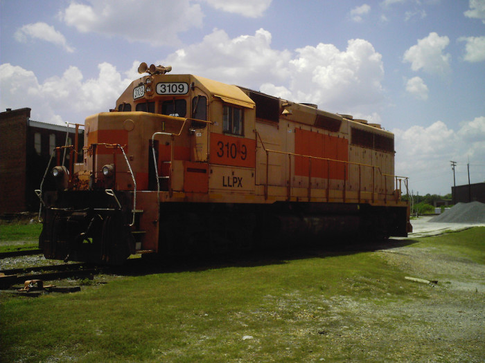 7. Train in Cordele, GA