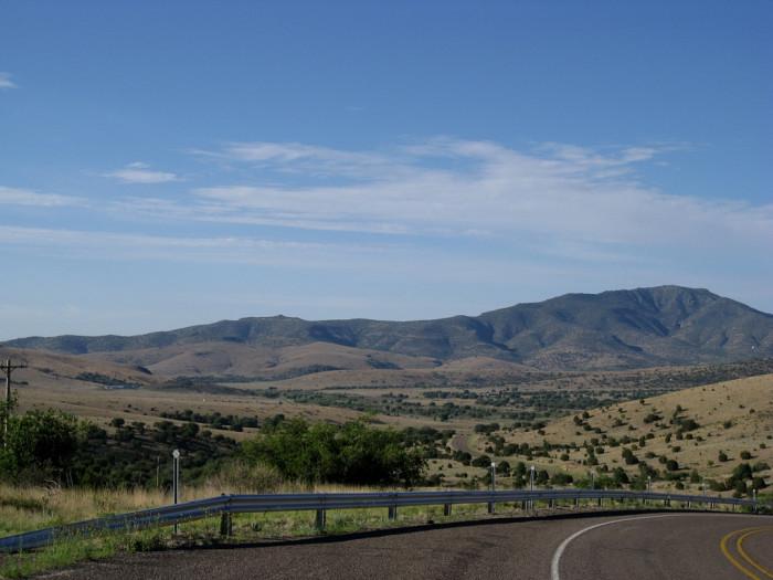 6) Davis Mountains