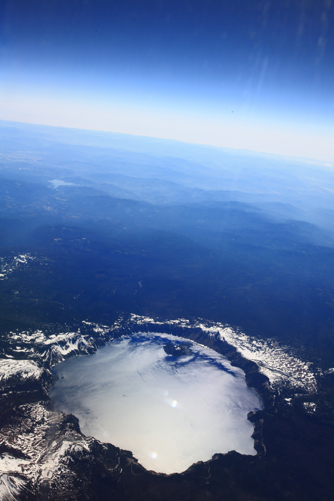 6) Crater Lake