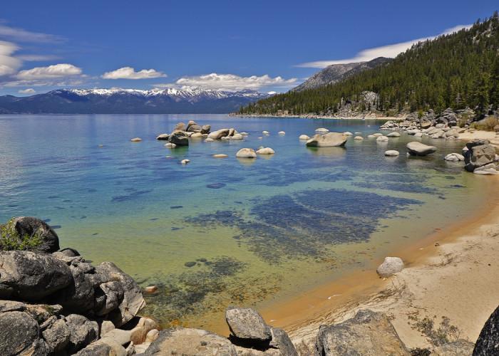 12. Lake Tahoe