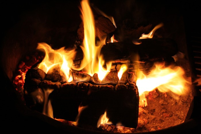 7. Campfires are the BEST this time of year.