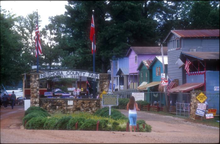 4. Neshoba County Fair, Philadelphia