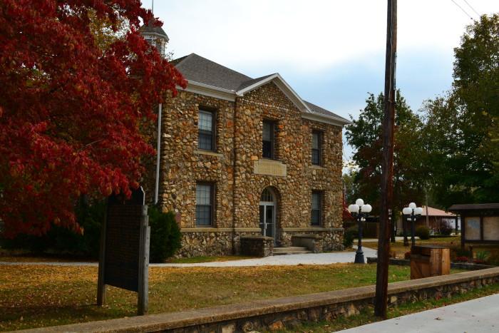 #5 Carter County (Van Buren, Ellsinore, Grandin)