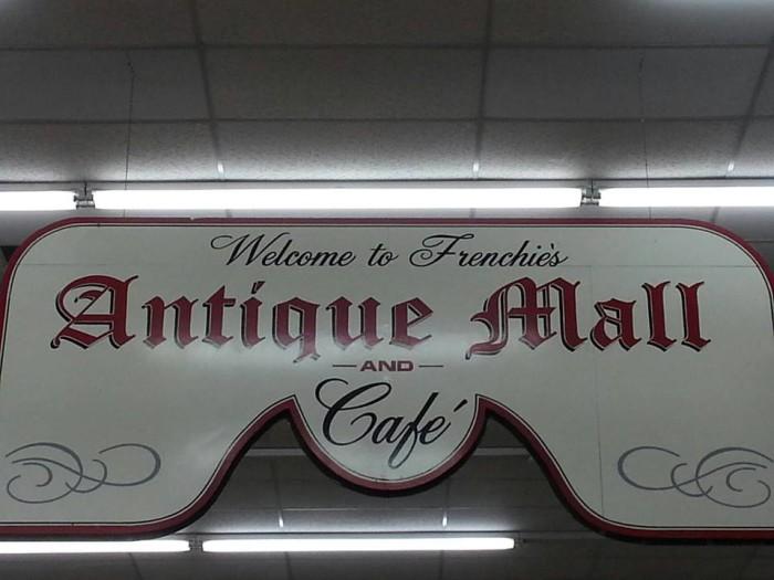 5. Frenchies Antique Mall & Café, Jefferson City