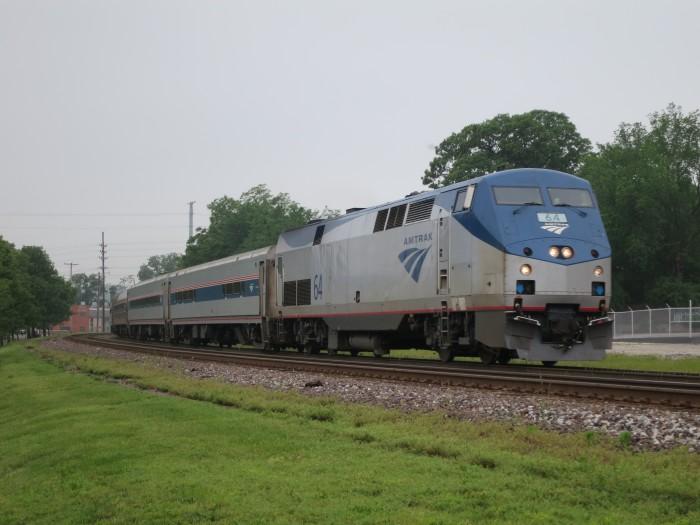 4. Missouri River Runner, Amtrak